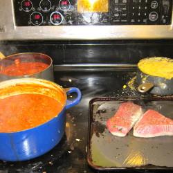 Tomato Trifecta: Sauce, Soup, and Puttanesca