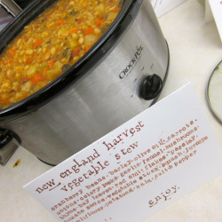 Farm to Fork Finale: Starring Squash and Whole Grains