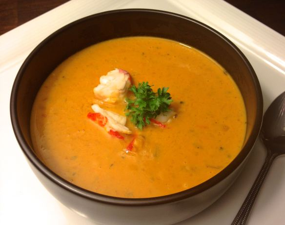 Lobster Bisque | #pkway