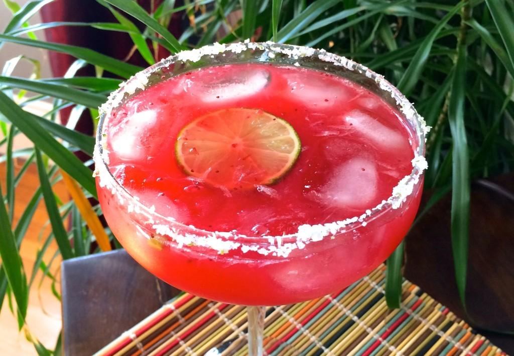 Strawberry Margarita | PK Newby