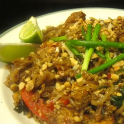 P.K.'s Pad Thai: Authentic Flavors, Nutrition Boost