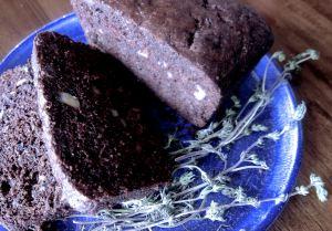 Chocolate Zucchini Bread | #pkway
