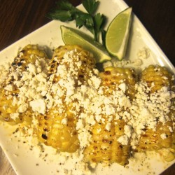 Tapas, anyone? Spanish Grilled Corn Will Rock Your World
