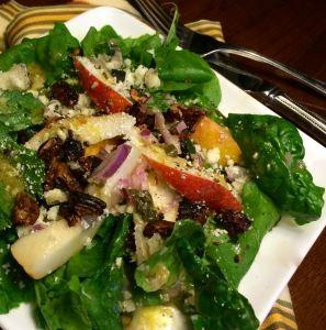 Pear and Arugula Salad | pkway