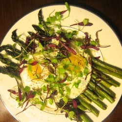 Eggs for Dinner? Yes, Please (May Include Asparagus)