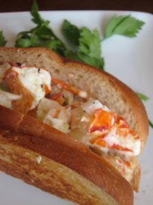 Lobster Roll | pkway