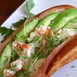 Modern Lobster Roll, the PK Way