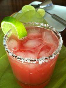 Watermelon Margarita | #pkway
