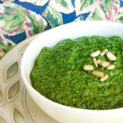 Classic Basil Pesto (aka, Pesto Genovese) | Cooking Video