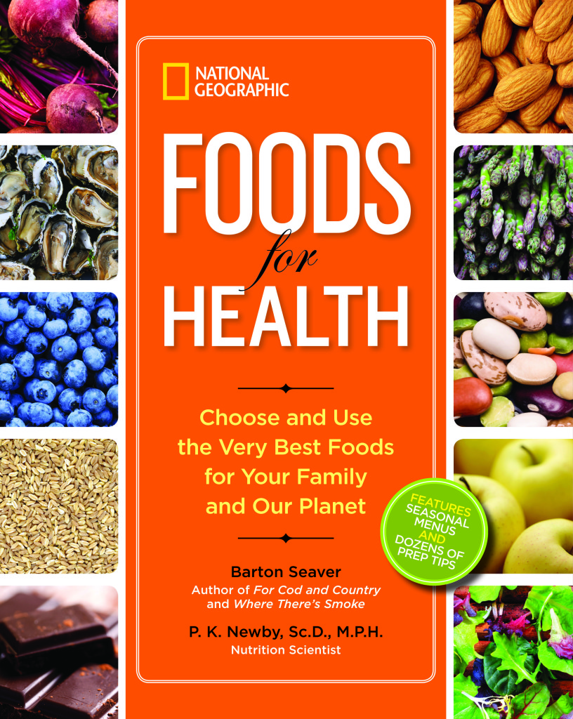 Foods for Health | PK Newby