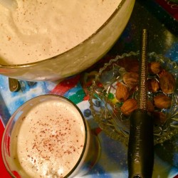 Healthy Holidays: Eggnog (Two Recipes)