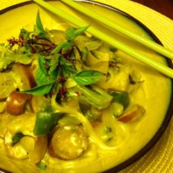 Bring on the Heat (Part 1): Green Curry Paste