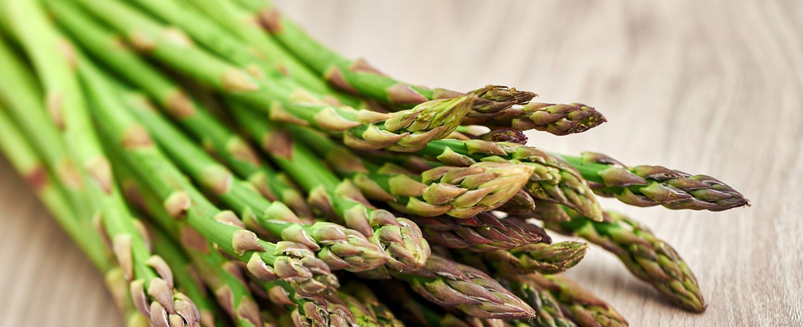 Spring Asparagus Slider