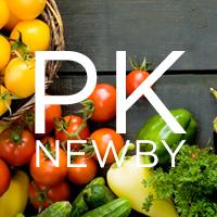 PK Newby Logo