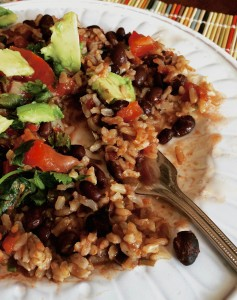 Rice and Beans | #pkway