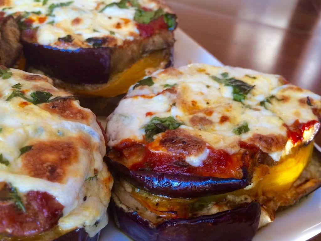 Eggplant Parm | #pkway