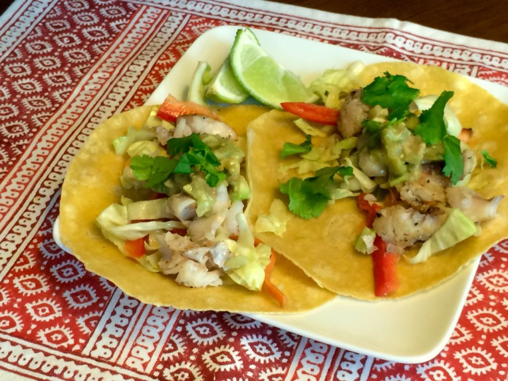 Easy Fish Tacos | pknewby.com