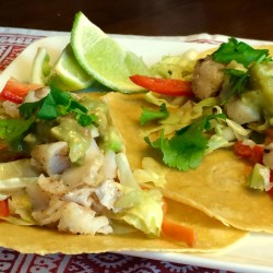 Easy Fish Tacos (Taco Tuesday Recipe)