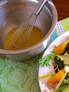 Orange Vinaigrette | PK Newby