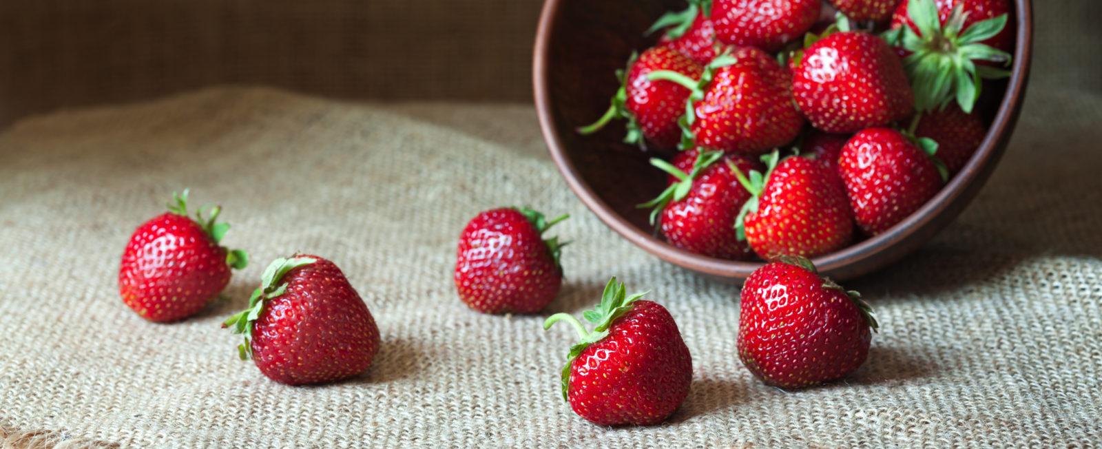 Strawberry Slider